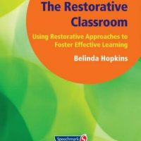 restorative classroom book cover