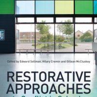 restorative approaches conflict in schools book